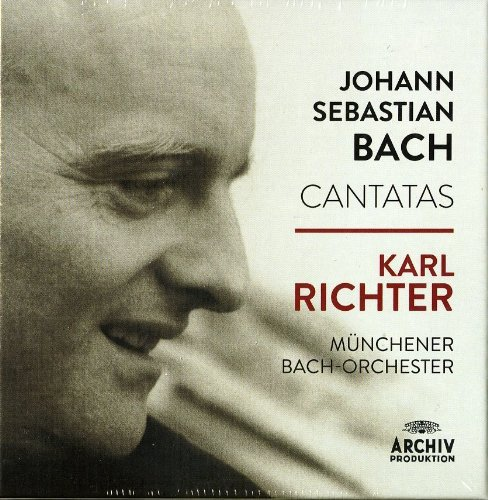 Bach-Kantaten-Karl Richter