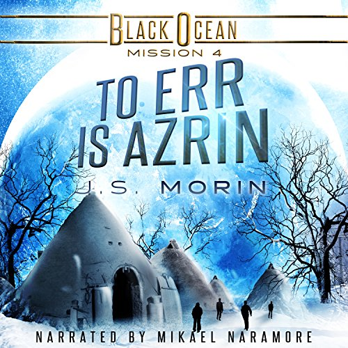 To Err Is Azrin audiobook cover art