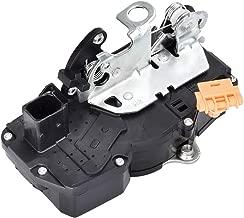 FAERSI Passenger Rear Door Latch & Lock Actuator Motor for 2007 2008 2009 Cadillac Escalade Chevy Tahoe GMC Yukon 15785127 15896625 20783858 25873487 931-109