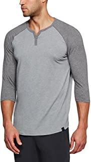 Under Armour Men's tb12 Henley-v2