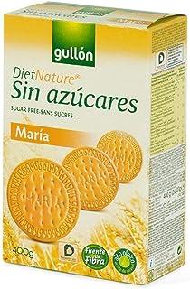 comprar comparacion Gullón - Galleta María sin azúcar Diet Nature Pack de 2, 400g
