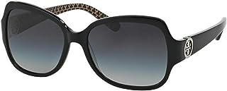 Tory Burch Women's 0TY7059 Sunglasses, Black