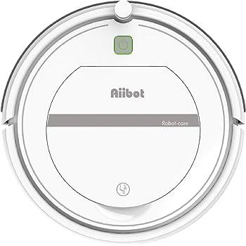 Ilife V3S Robot Aspirador y Limpieza de Suelos, Blanco: Amazon.es: Hogar