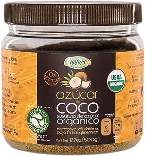 Enature Azúcar de Coco Orgánica, 500 g