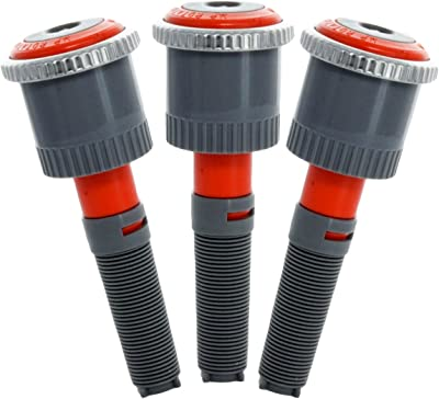 Hunter MP800SR-90 | MP Rotator Spray Nozzle | Short Radius | Adjustable from 90-210 Degrees Arc | 6' to 12' Distance | 3-PACK