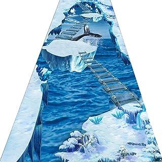 Non-Slip Carpet YANZHEN Hallway Runner Runner Rugs Non-Slip Backing Water Absorption Soft Moisture-Proof Blended Fiber 6mm...