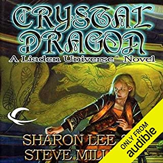 Crystal Dragon audiobook cover art