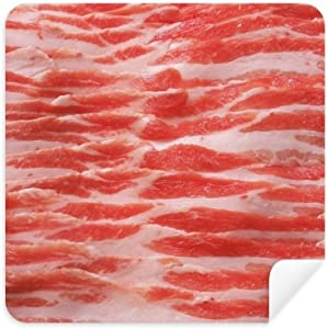 Pork Mutton Fat Meat Food Texture Glasses Cleaning Cloth Phone Screen ...