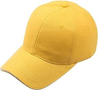 Cappellini con Visiera da Baseball Hip-Hop Unisex, DoraMe appelli Estivi Ricamati Cappello Maglia per Uomini Donne Casual