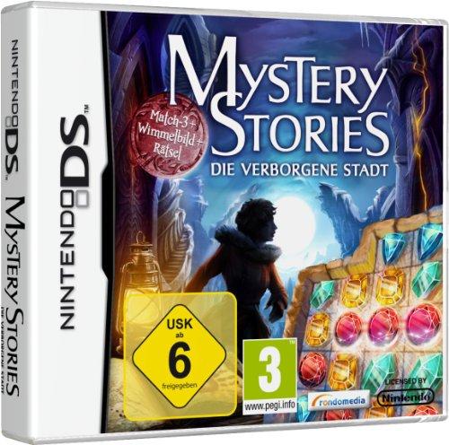 Mystery Stories: Die verborgene Stadt