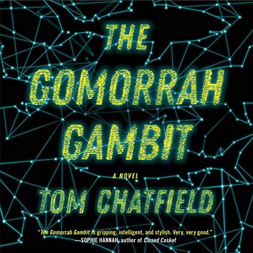The Gomorrah Gambit audiobook cover art