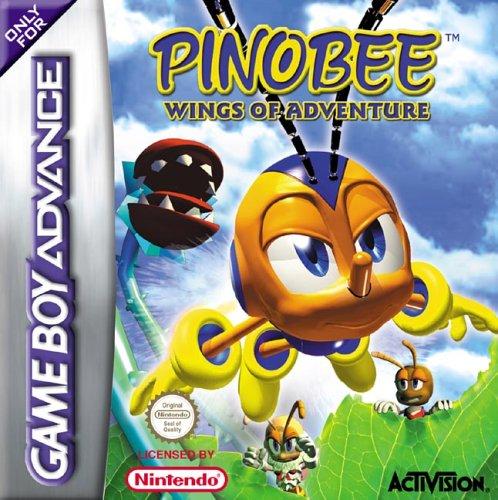 Pinobee wings of adventure - GBA - PAL