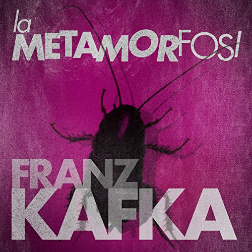 La Metamorfosi audiobook cover art