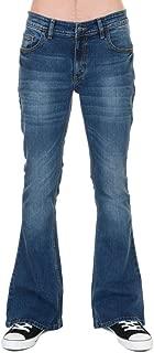 vintage bell bottom jeans mens