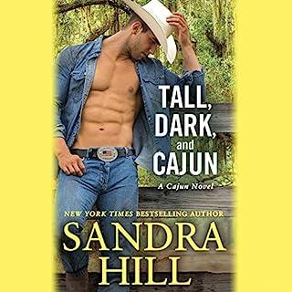 Tall, Dark, and Cajun audiobook cover art
