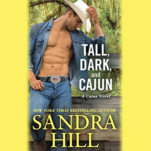 Tall, Dark, and Cajun audiobook cover art