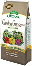 Espoma GG6 Garden Gypsum Fertilizer, 6-Pound