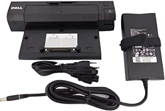 Dell Precision Latitude E-Port Plus Port Replicator Dock Docking Station
