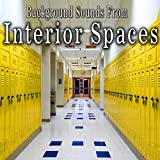 Hallway Room Tone with Distant Voices and Phones