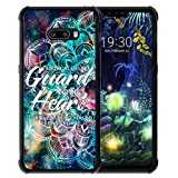 for LG G8X ThinQ Case, LG V50S ThinQ Case for Girls Bible