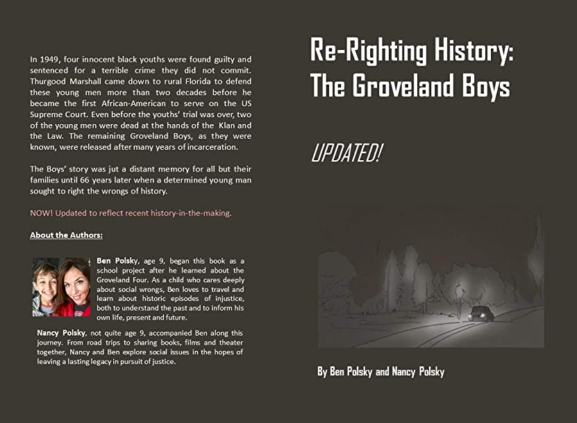 Re-Righting History: The Groveland Boys: Now Updated! (English Edition)