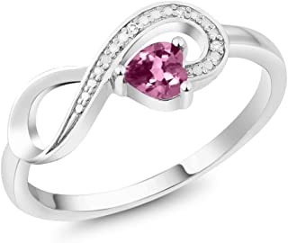 Best tourmaline white gold ring Reviews