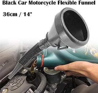 Aditivos para Gases Reabastecimiento De Combustible para Autom/óviles kingpo Embudo De Cuello Largo Multiusos para Reabastecimiento De Motocicletas Lubricantes Y L/íquidos attractively