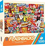 MasterPieces Flashbacks Linen Jigsaw Puzzle, Mom's Pantry, 1000 Pieces