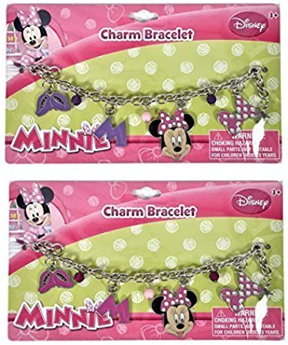 Disney Minnie Mouse Charm Bracelet by Disney