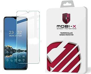 شاشة حماية لاصقة شفافة لموبايل ريل مي C21Y من موبي اكس