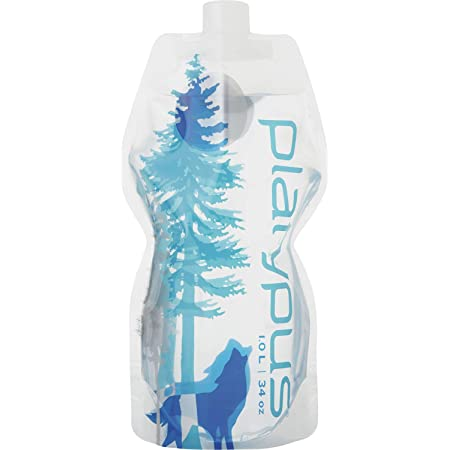 Platypus(プラティパス) アウトドア 給水用 ソフトボトル 【日本正規品】