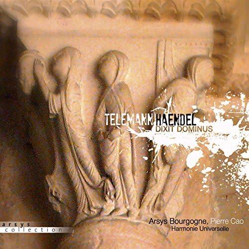 Yeree Suh, Ingrid Perruche, Britta Shwarz, Harmonie universelle & Arsys Bourgogne