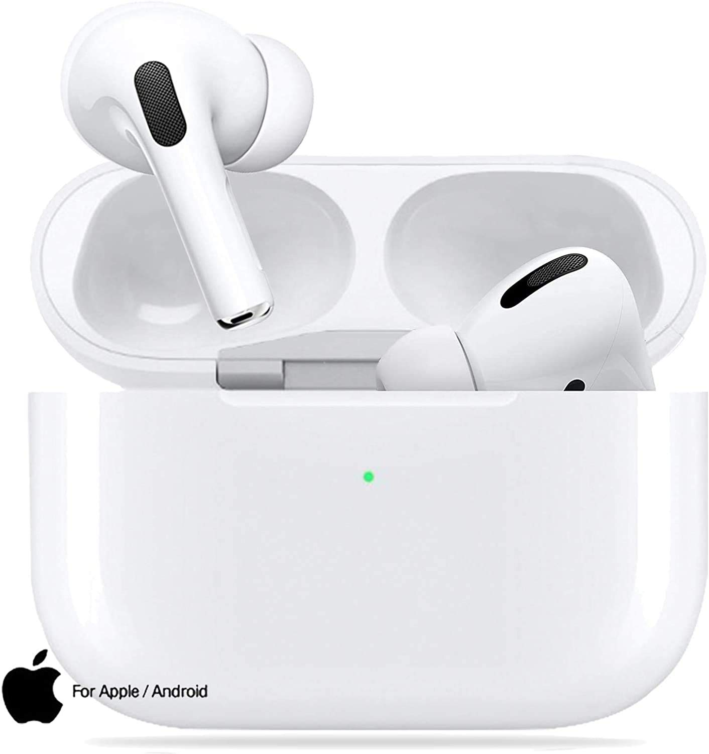 Wireless Earbuds Bluetooth 5.0 with Fast Charging Case IPX5 Waterproof HiFi Stereo Headphones in Ear Built in Mic Headset ...