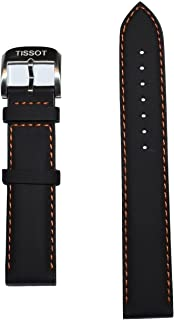 leather rubber strap