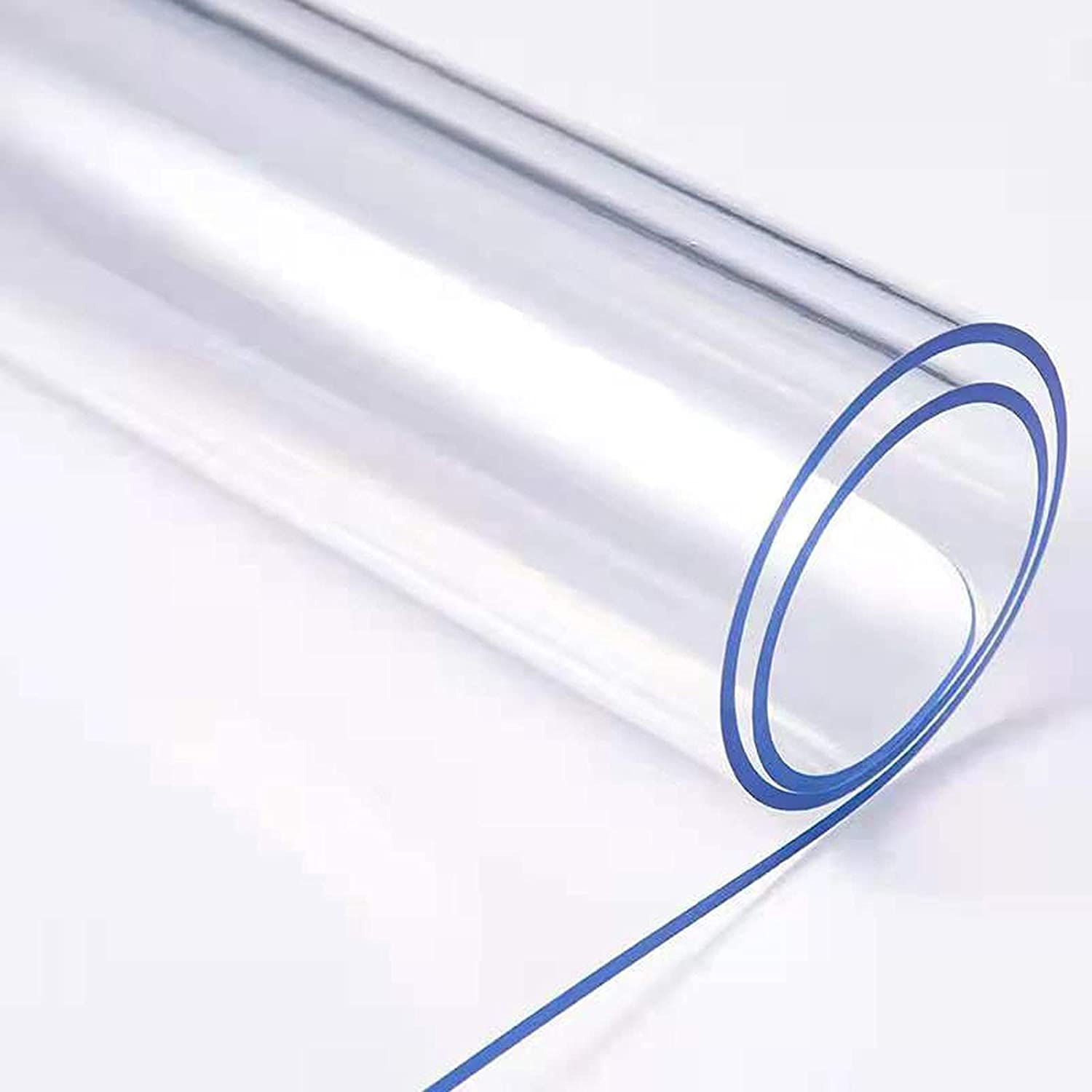 0.5mmTransparent Table Max 67% OFF Mat PVC Cover Durable price Waterproofï