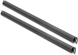 Heavy Duty Replacement Extension Garage Door Spring Stretch Spring 2-Pack(160 lb)