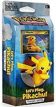 Pokemon TCG: Let's Play Pikachu Theme Deck