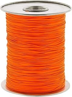 DGX Hi-Viz Orange Dacron Line - {3600 ft   1097 m}