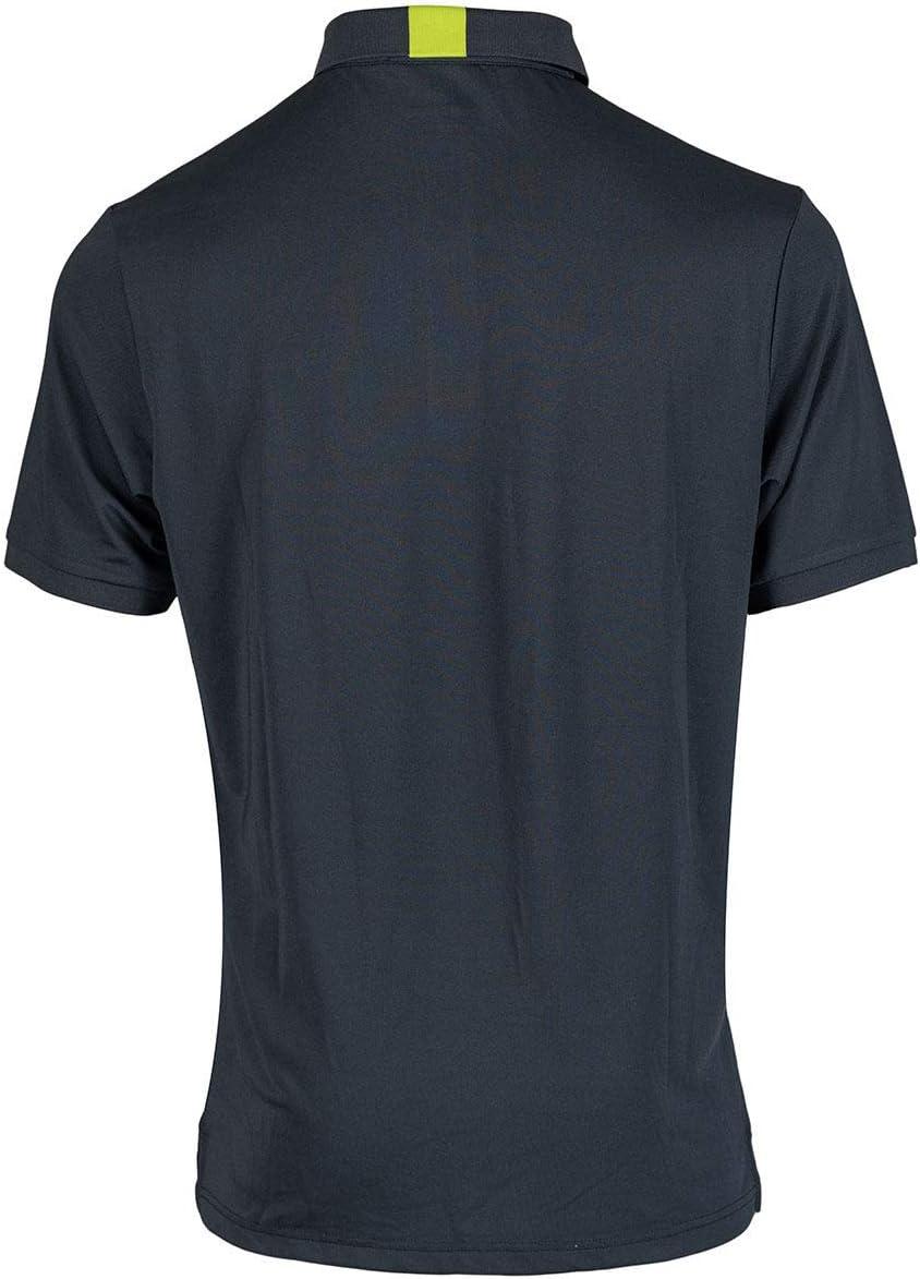 STROMBERG Putter Core Dark Grey Polo Shirt