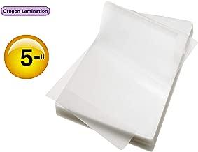Best 3 x 4 laminating pouches Reviews