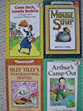 Level 2 Reader Set (Arthur's Camp-Out, Silly Tilly's Thanksgiving Dinner, Mouse Soup, Come Back, Amelia Bedelia)
