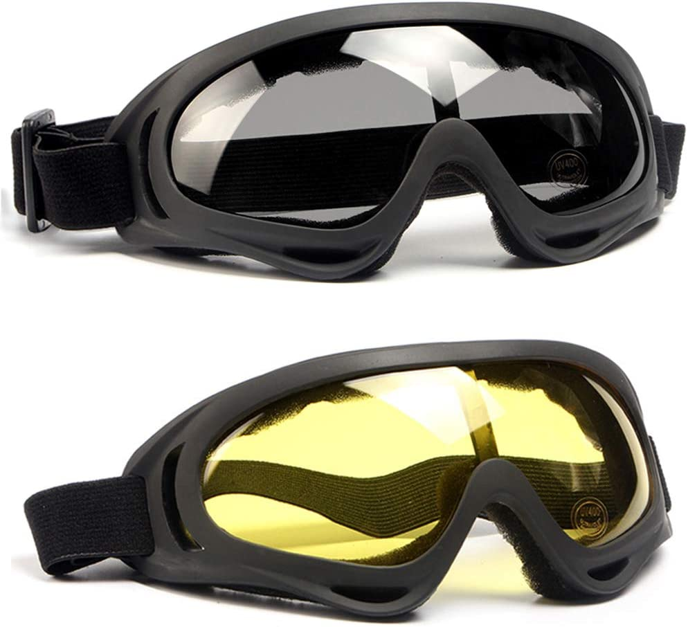 Max 61% OFF SPOSUNE Motorcycle Goggles free shipping Airsoft for UV400 Men Women P