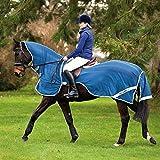 Horseware Amigo Flyrider Ausreit- Fliegendecke M Oatmeal/Blck