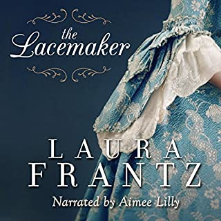 The Lacemaker audiobook cover art