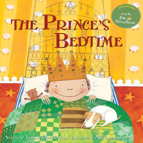 The Prince's Bedtime  cover art