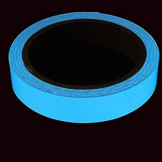 Luminous Tape Sticker Glow in the Dark Safety Tape Safety Egress Markers Waterproof Emergency Roll