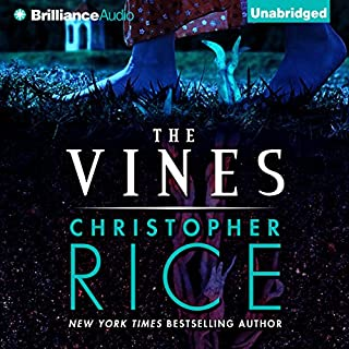 The Vines audiobook cover art