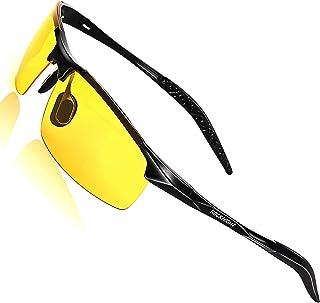 ROCKNIGHT عینک آفتابی Polarized برای مردان حفاظت از UV فوق العاده سبک وزن Al Mg Golf Fishing آفتابی عینک آفتابی