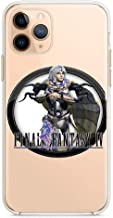 XIAINTEL Final Fantasy IV Tha Ummplata Umllautimn Dissidi TPU Transparent Phone Case For Funda iPhone XR