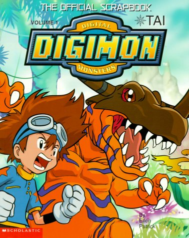 Digimon: The Official Picture Scrapbook